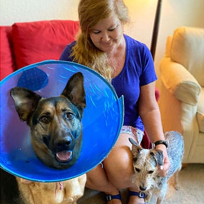 Amy F. (Nana) - Pet Care Professional